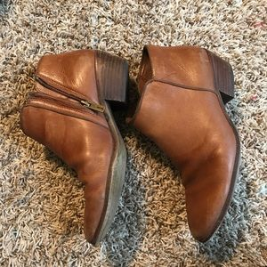 Sam Edelman Leather Project Boots